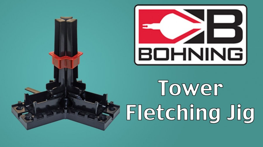 Bilde av Bohning Fletching Tower